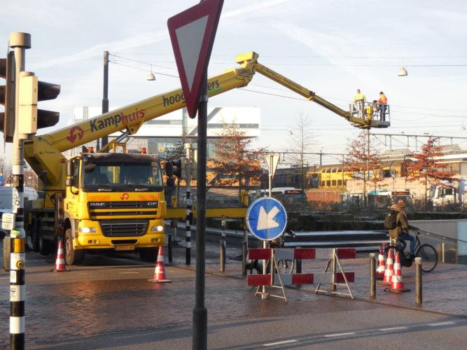 58 meter station Zutphen