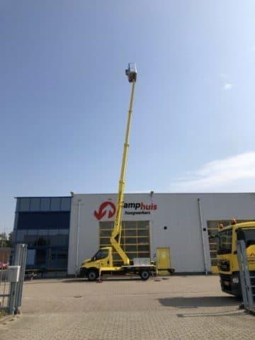22 meter autohoogwerker 4