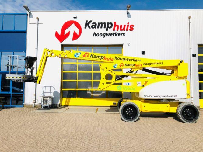 28 meter hybride zelfrijder